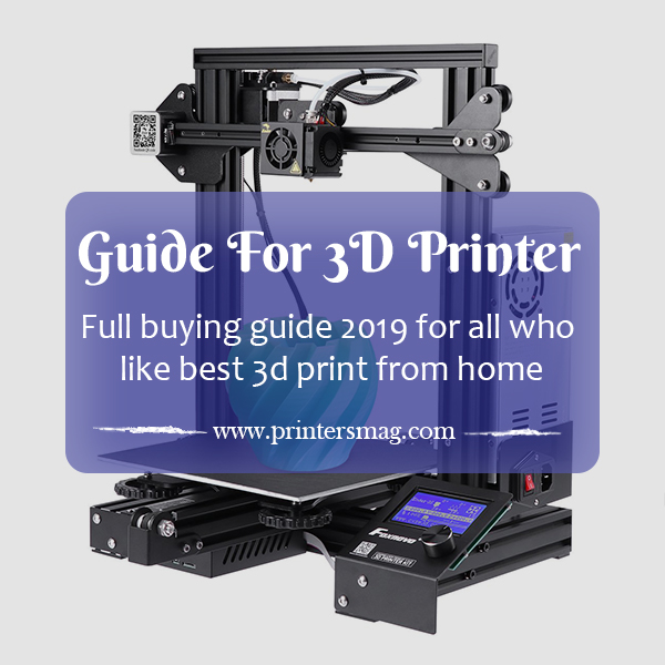 3d printer full buying guide 2019 for all who like best 3d - Buy 3d printed house ...