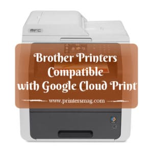 Brother T300 Specifications - Printers Magazine